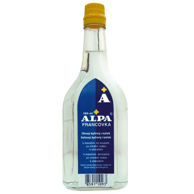ALPA Francovka - Embrocation 160ml.